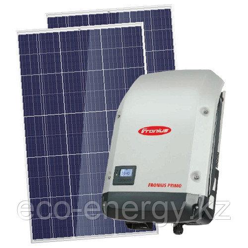 Солнечная станция сетевая, мощностью 2.8 кВт в час, 380 В