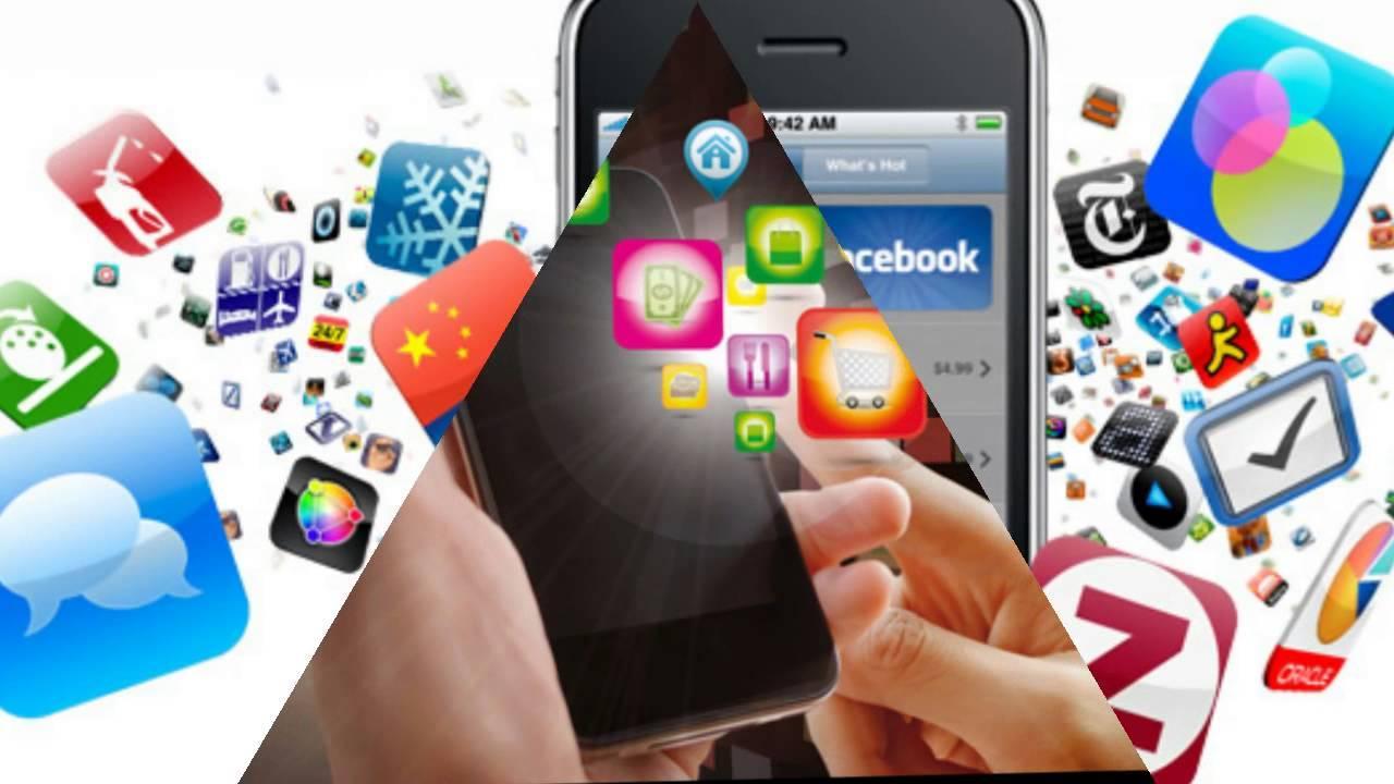 Реклама приложения айфона в Уральске