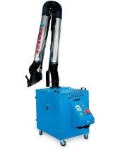 Мобильная установка для фильтрации сварочных газов MASTER-200 Filcar
