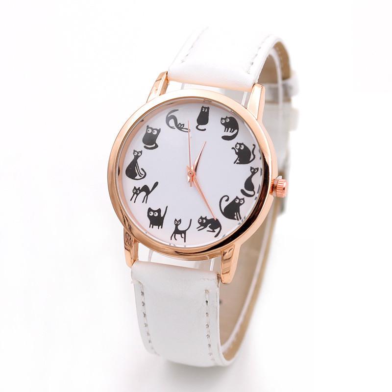Женские часы Кошечки