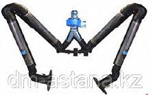 Набор для вытяжки сварочного дыма с двумя сочлененными рукавами TECHNO-2-330/300 Filcar
