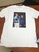 Нанесение фото на футболки