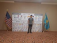 Пресс-стена в аренду Астана , фото 1