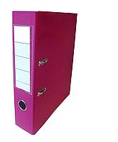Папка регистратор Kuvert, А4, 50мм, ПВХ-ЕСО фуксия