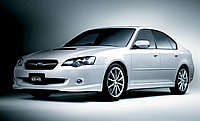 Стайлинг Subaru