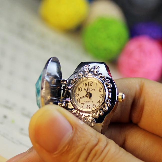 Кольцо часы. Kaspi RED. Рассрочка.