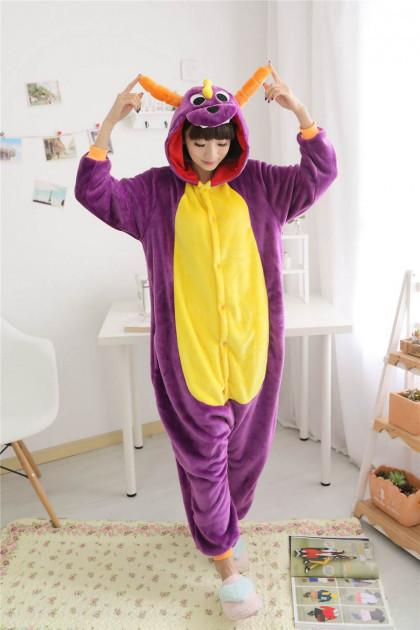 Кигуруми покемон фиолетовый