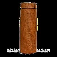 Аюрведическая Чаша из дерева Vijaysar, Виджайсар, Натуральный деревянный стакан для контроля диабета, фото 1