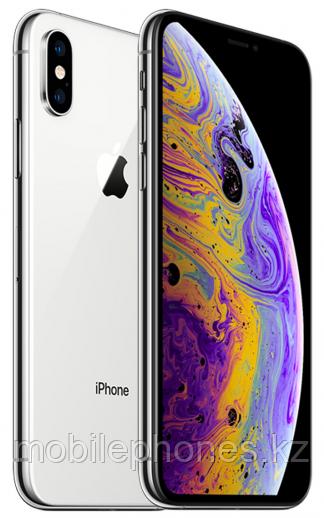 Смартфон IPhone XS Max 64Gb Silver 1SIM