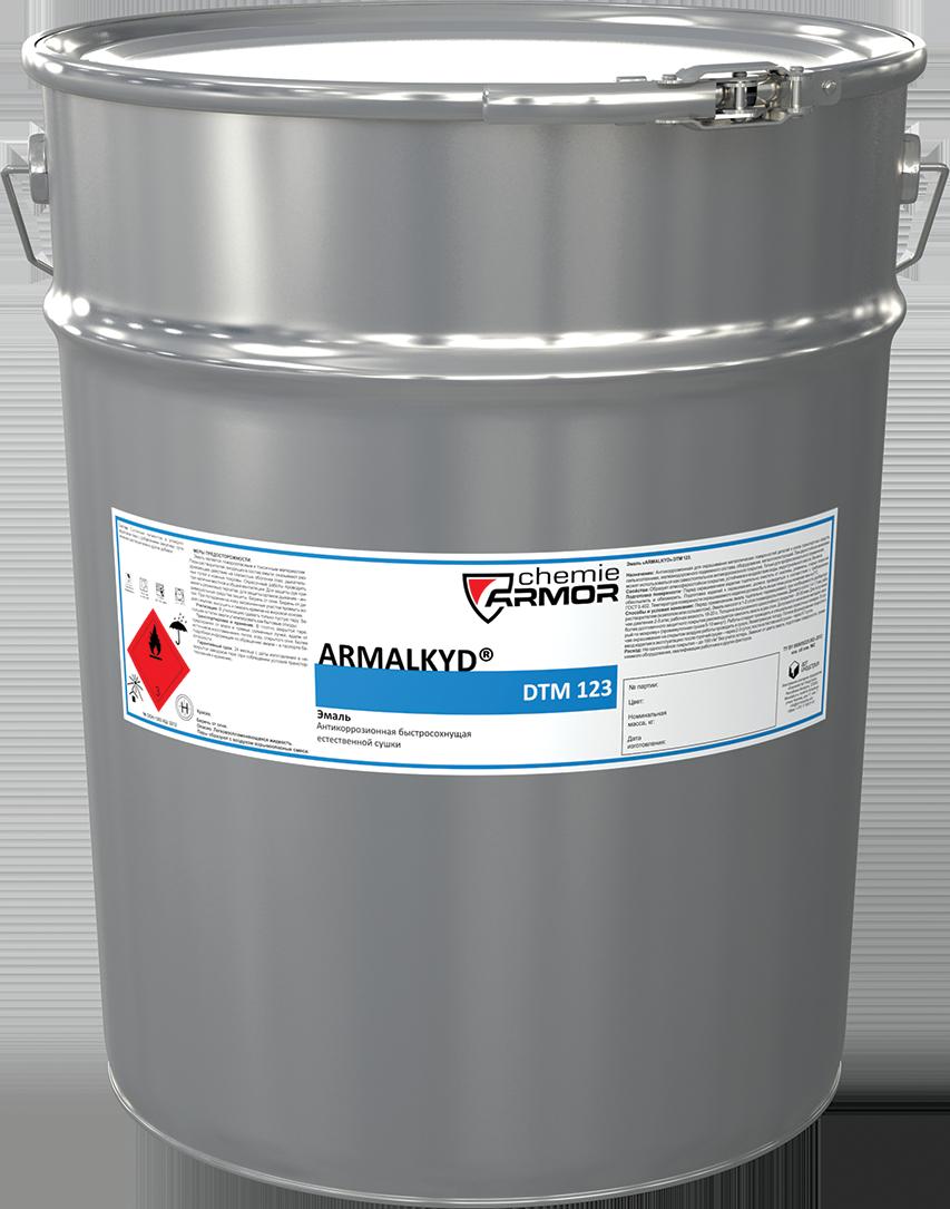 Алкидная грунт-эмаль Armalkyd - 1K