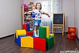 Мягкий игровой комплекс ДМФ-МК-18.73.00 Теплоход, фото 2