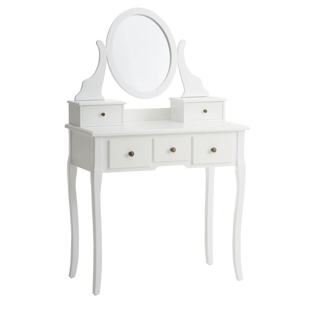 Туалетный столик с зеркалом malling
