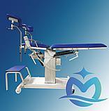 Кресло гинекологическое КГ-03 ОКА-МЕДИК (наклона спинки и сиденья пневмопружин., высоты сиденья эл.), фото 2