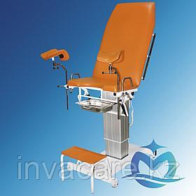 Кресло гинекологическое КГ-03 ОКА-МЕДИК (наклона спинки и сиденья пневмопружин., высоты сиденья эл.)