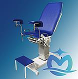 Кресло гинекологическое КГ-03 ОКА-МЕДИК (наклона спинки и сиденья пневмопружин., высоты сиденья эл.), фото 5
