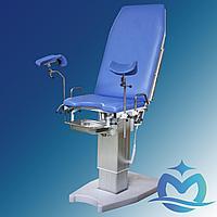 Кресло гинекологическое КГ-03 с электроприводами «Ока-Медик» (наклон спинки, сиденья и высоты эл.привод.)