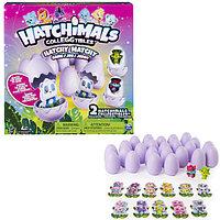 Hatchimals 34602 Хетчималс Настольная игра Memory + 2 коллекционные фигурки в ассортименте