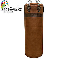 Боксерский мешок из нат. кожи (100х35 см, 25кг)