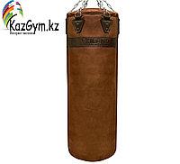 Боксерский мешок из нат. кожи (160х40 см, 70кг), фото 1