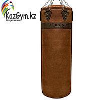 Боксерский мешок из нат. кожи (160х40 см, 70кг)