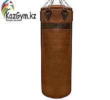 Боксерский мешок из нат. кожи (180х40 см, 80кг)