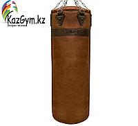 Боксерский мешок из нат. кожи (100х45 см, 35кг), фото 1