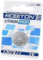 Батарейка Robiton Profi CR2477 (Li-MnO2, 3V, 1000mA)