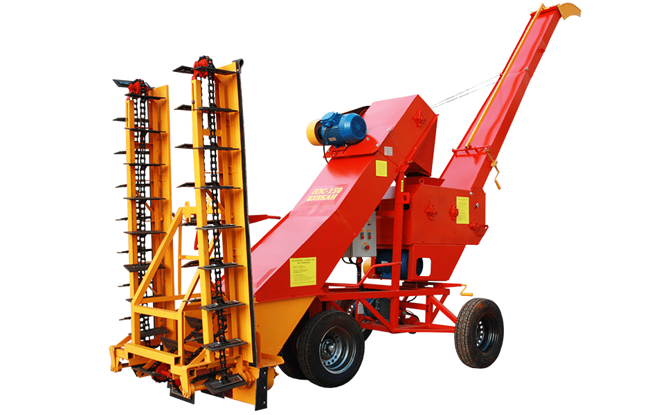 Зернометатель ПЗС-150 «Вулкан»