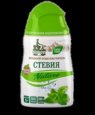 Жидкий сахарозаменитель Стевия Bionova 80гр