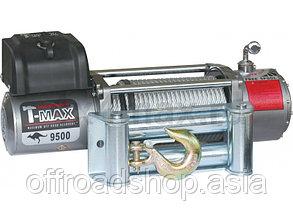 Лебедка T-MAX 9500 lbs, 12V