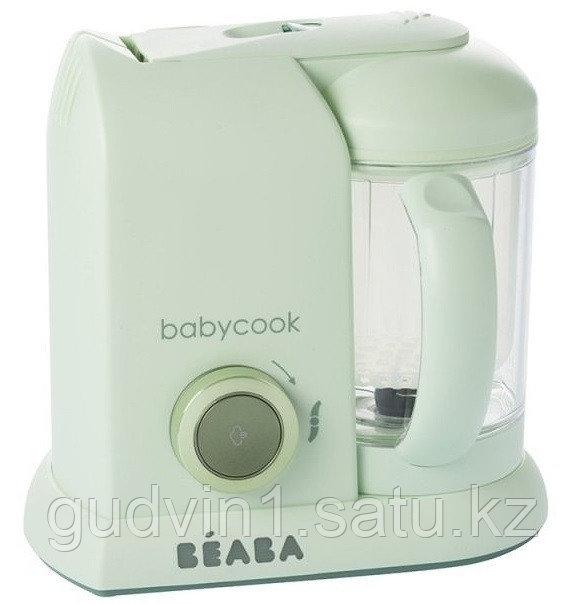 Блендер-пароварка Beaba Babycook Macaron Jade Green