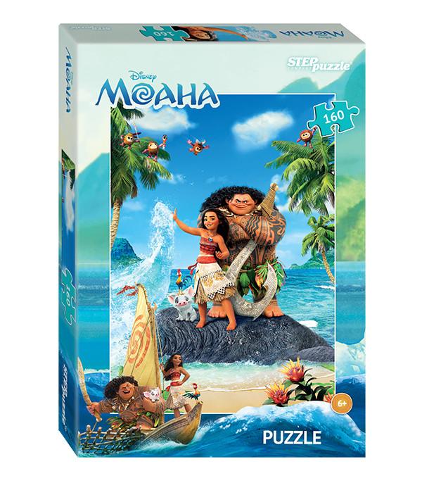 Пазл Моана, 160 элементов Disney