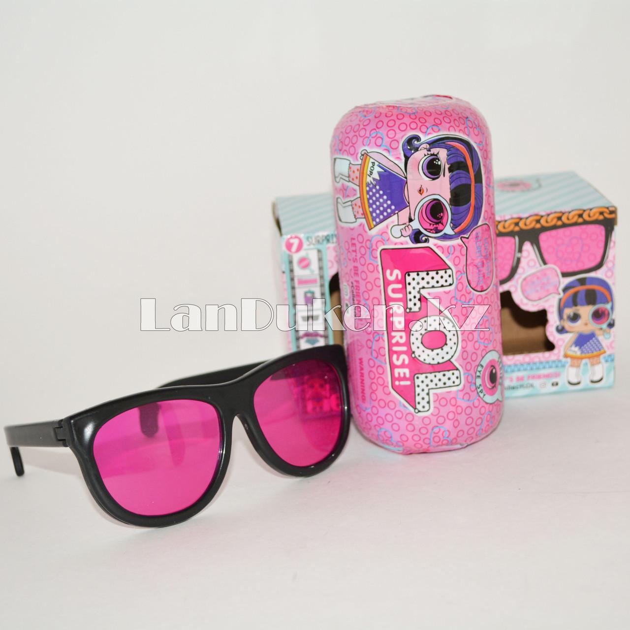 Кукла-сюрприз в капсуле LOL Surprise Under Wraps Eye Spy в индивидуальной коробке ВВ260 (девочка) - фото 2