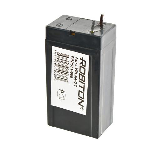 Аккумулятор ROBITON VRLA4-0.7