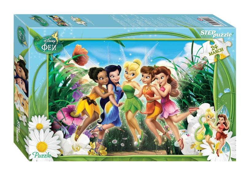 Пазл maxi 24 Феи Disney
