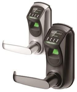 Биометрический электронный замок ZKTeco ZK L7000/L7000-U