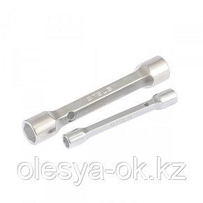 Набор ключей трубок торцевых усиленных 6 предметов, CrV. STELS, фото 2