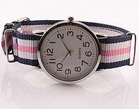 Женские часы с нейлоновым ремешком. Kaspi RED. Рассрочка.