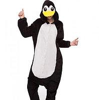 Кигуруми Черный Пингвин