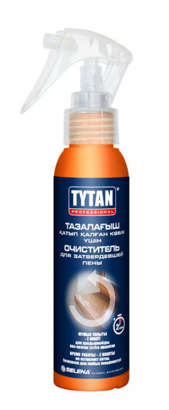 TYTAN очиститель для затвердевшей пены  (100 мл)