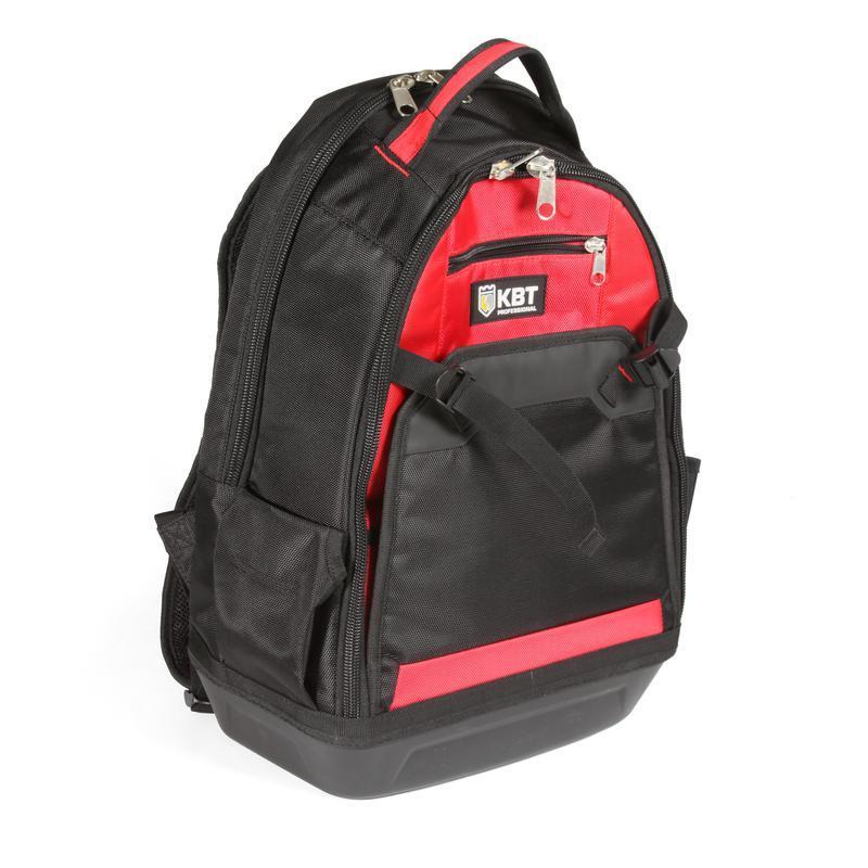 Рюкзак монтажника с внешним карман-клапаном и с пластиковым дном, серия «ПРОФИ»