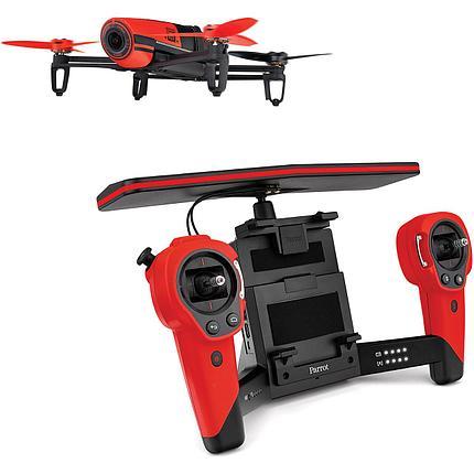 Дрон Parrot Bebop Drone + Skycontroller красный, фото 2