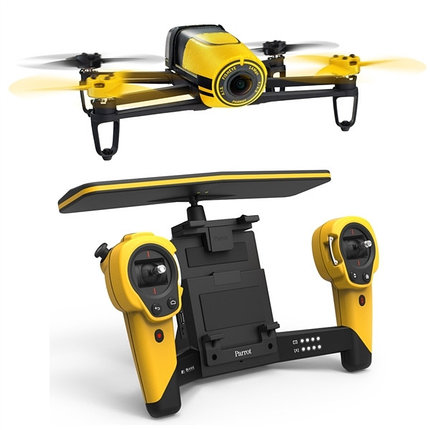 Дрон Parrot Bebop Drone + Skycontroller желтый, фото 2