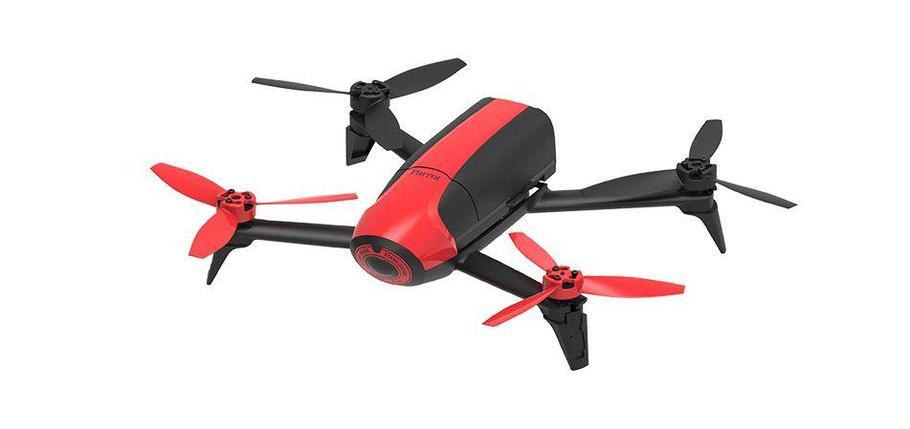 Дрон Parrot Bebop 2 Skycontroller красный, фото 2