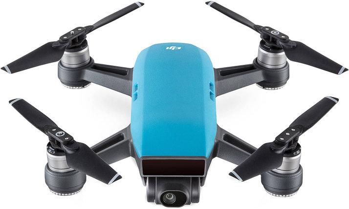 Дрон DJI Spark Fly More Combo голубой, фото 2