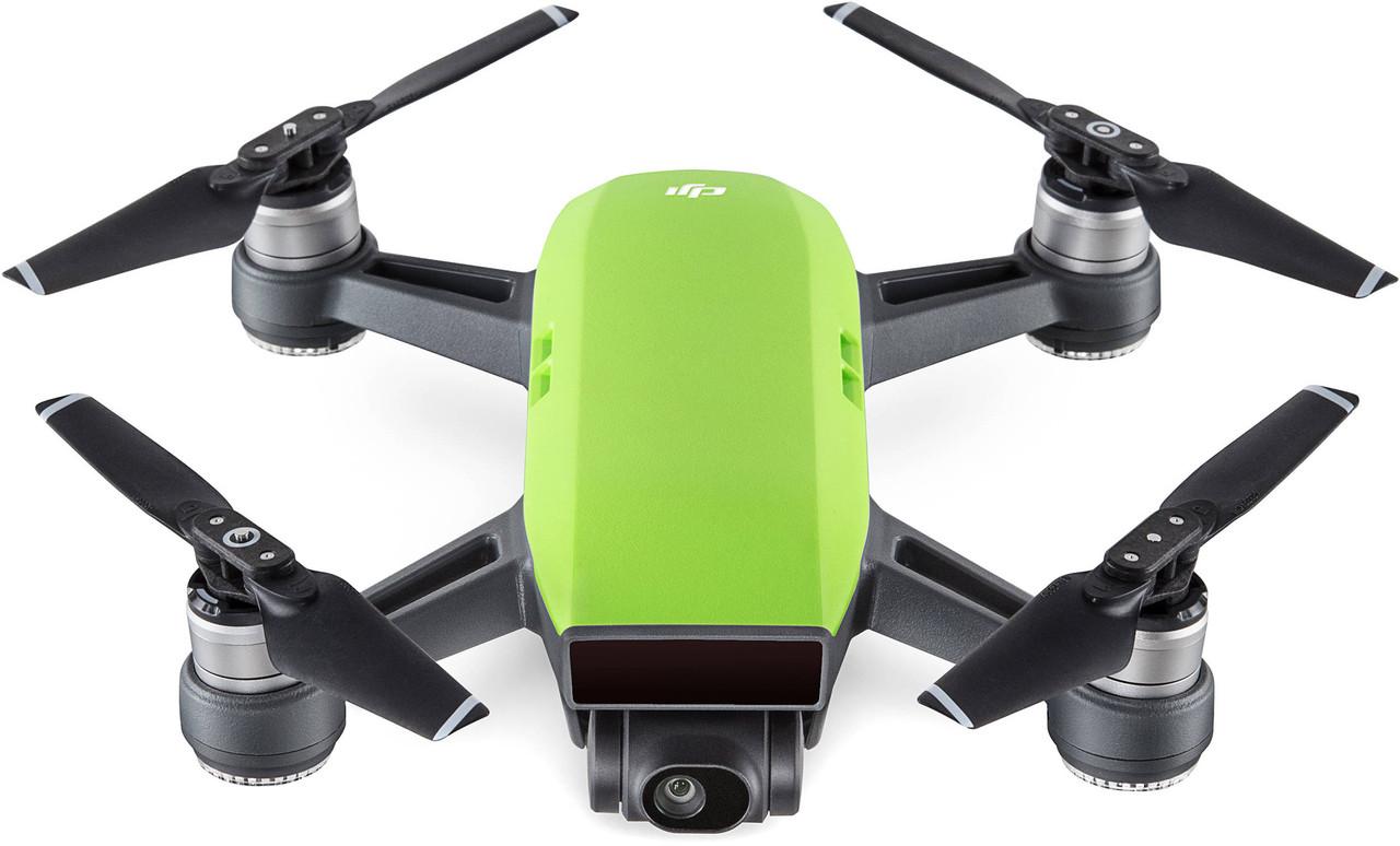 Дрон DJI Spark Fly More Combo зеленый