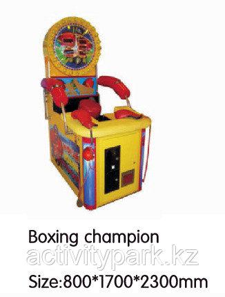Игровой автомат - Boxing champion