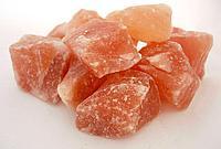 Камни солевые в кг. (Мелкий размер).
