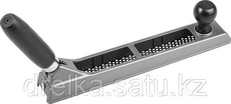 Рашпиль KRAFTOOL обдирочный, силуминовый с переставной ручкой, 250мм, фото 2