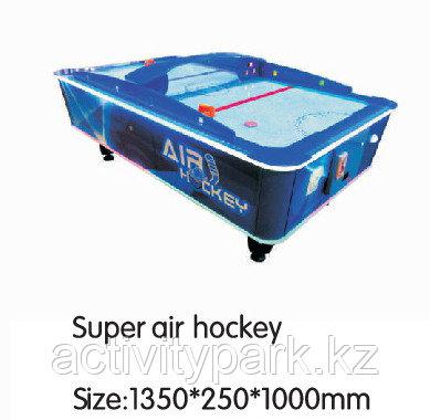 Игровой автомат - Curved surface hockey